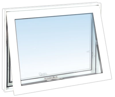 Awning window full opening awning window for Window opening styles